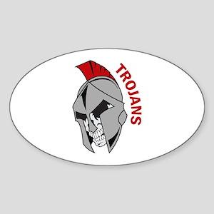 TROJANS Sticker