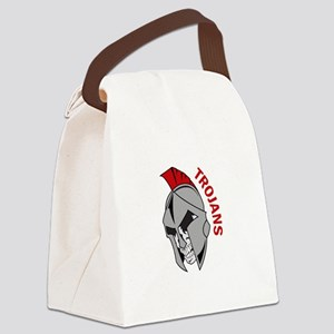 TROJANS Canvas Lunch Bag