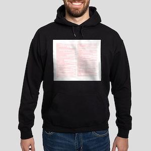 Top 100 Bible Verses 3 white Hoodie
