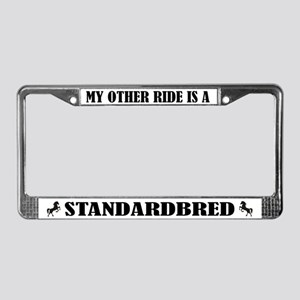 My Other Ride Is A License Plate Frame