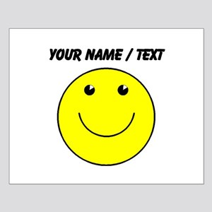 Custom Yellow Smiley Face Posters