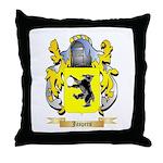 Jaspers Throw Pillow