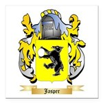 Jasper Square Car Magnet 3