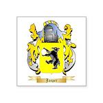 Jasper Square Sticker 3