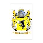 Jasper Sticker (Rectangle 10 pk)