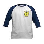 Jasparsen Kids Baseball Jersey