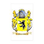 Jasparsen Sticker (Rectangle 50 pk)