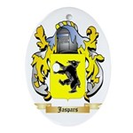 Jaspars Ornament (Oval)