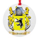 Jaspar Round Ornament