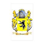 Jaspar Sticker (Rectangle 10 pk)