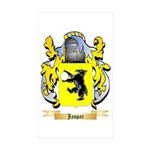 Jaspar Sticker (Rectangle 50 pk)