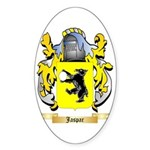 Jaspar Sticker (Oval)