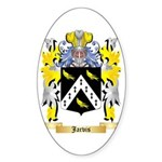 Jarvis Sticker (Oval 50 pk)