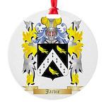 Jarvie Round Ornament