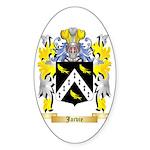 Jarvie Sticker (Oval 50 pk)