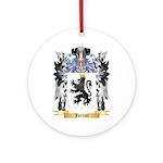 Jarrott Ornament (Round)