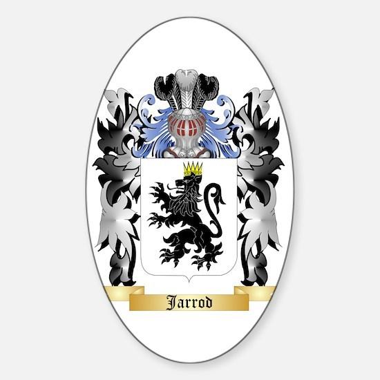 Jarrod Sticker (Oval)