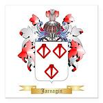 Jarnagin Square Car Magnet 3