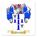 Jarmain Square Car Magnet 3