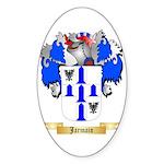 Jarmain Sticker (Oval 10 pk)