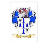 Jarmain Postcards (Package of 8)