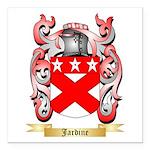 Jardine Square Car Magnet 3