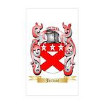 Jardine Sticker (Rectangle)