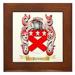 Jardine Framed Tile
