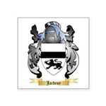 Jardeny Square Sticker 3