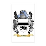 Jardeny Sticker (Rectangle)