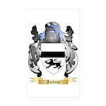 Jardeny Sticker (Rectangle 50 pk)