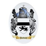Jardeny Ornament (Oval)