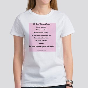 The Bond Between Sisters T-Shirt