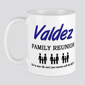 Valdez Family Reunion Mug