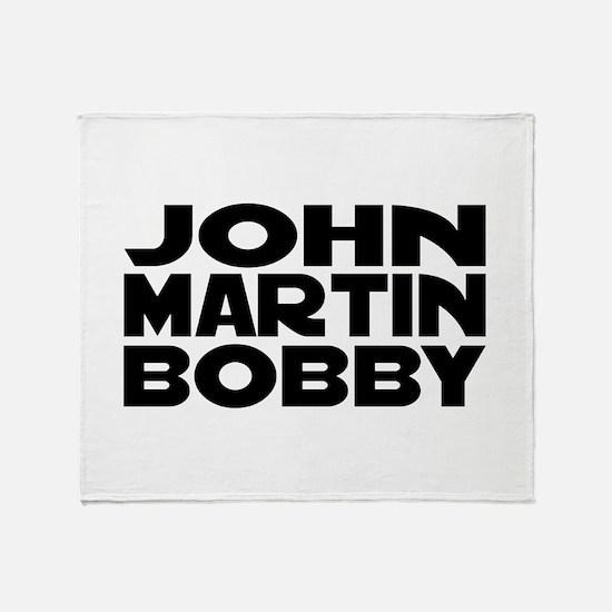 JMB Throw Blanket