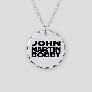 JMB Necklace Circle Charm