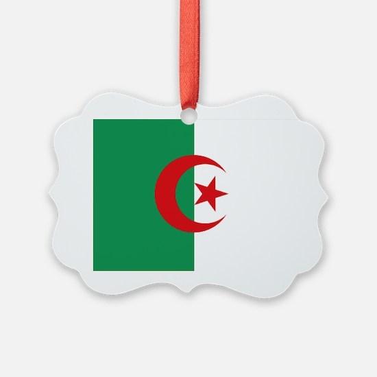 Algerian flag Ornament