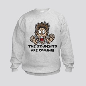 Funny Teacher Gifts Kids Sweatshirt