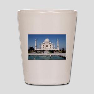 Taj Mahal - Pro photo Shot Glass