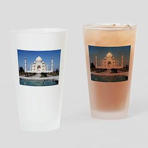 Taj Mahal - Pro photo Drinking Glass