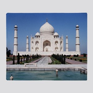 Taj Mahal - Pro photo Throw Blanket