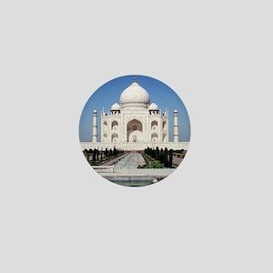 Taj Mahal - Pro photo Mini Button