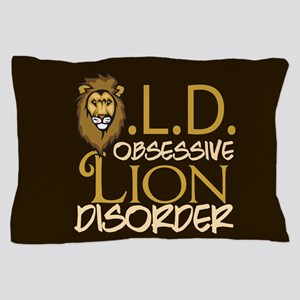 Funny Lion Pillow Case