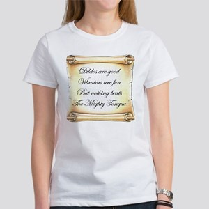 Mighty Tongue Women's T-Shirt