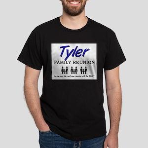 Tyler Family Reunion Dark T-Shirt