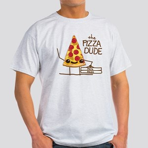 The Pizza Dude Light T-Shirt