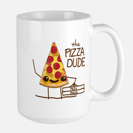 The Pizza Dude Mugs