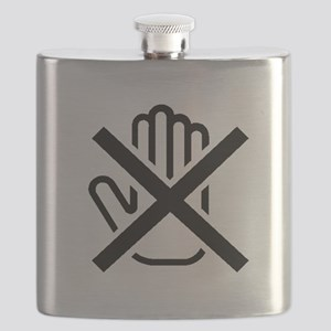 Do Not Touch Flask