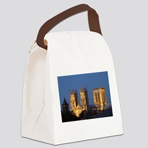 York Minster Stunning pro photo Canvas Lunch Bag