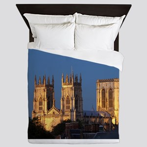 York Minster Stunning pro photo Queen Duvet